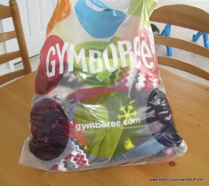 Gymboree Coupon Haul