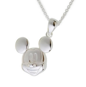 Disney Jewelry Mickey Necklace