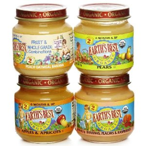 Earth's Best Baby Food Coupons