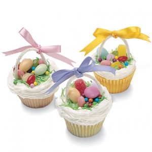 Edible Easter Basket Recipe