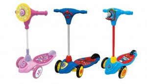 Kiddie Land Lights and Sounds Scooters Recall