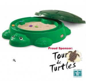 Turtle Sandbox Sweepstakes