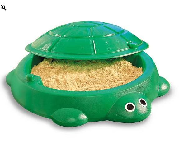 sandbox ben 10. Little Tikes Sand Box (south