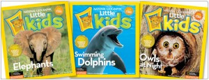 National Geographic Little Kids Magazine Mamapedia Deal