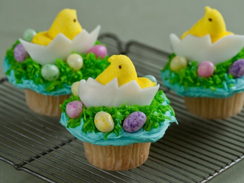 easter cupcakes recipes for kids. Easter cupcake recipes