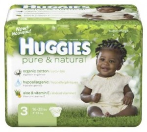 Huggies Pure and Natural Coupon