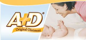 A + D Diaper Rash Ointment Printable Coupon