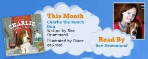 Barnes & Noble Online Storytime Charlie the Ranch Dog