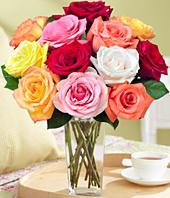 Dozen Roses for Mom $19.99