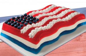 Free Flag Jello Mold Coupon