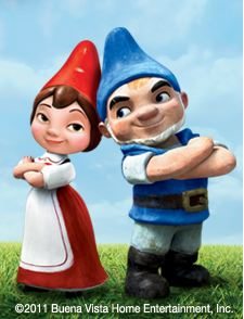 Gnomeo and Juliet 3D Blu-ray $5 Printable Coupon