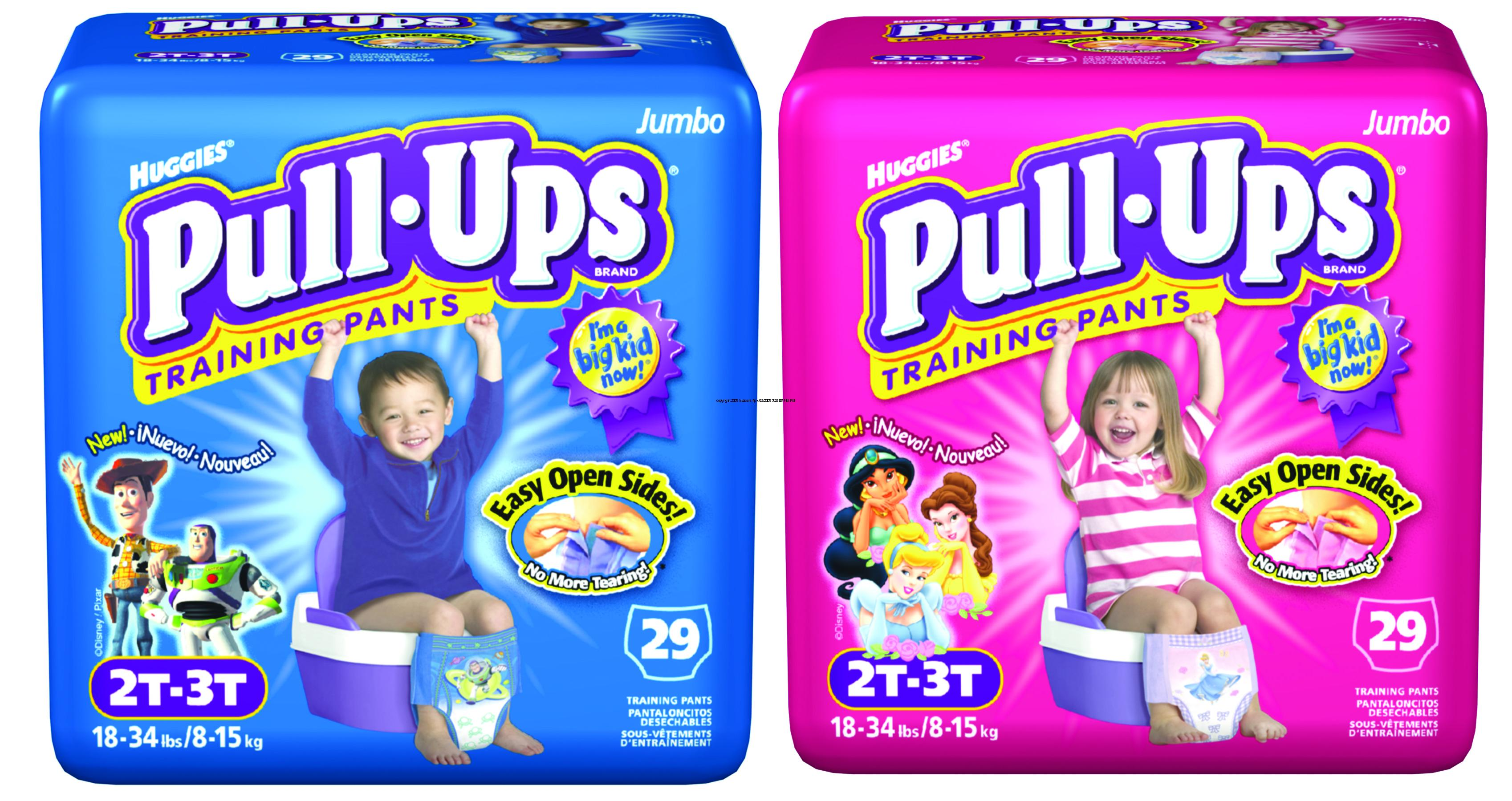 Huggies Pull Ups Printable Coupon