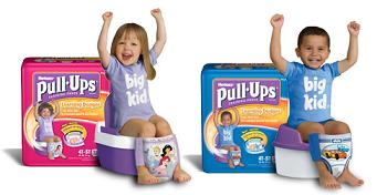 Huggies Pull-Ups Printable Coupon