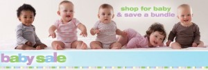 Kohl's Baby Sale Plus Extra 20% Off Coupon Code