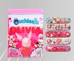 Olivia Ouchies Kids Bandages