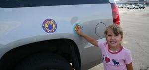 Parking Pal Safety Magnet Sale