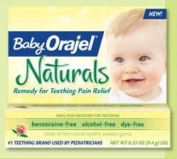 Baby Orajel Naturals Printable Coupon