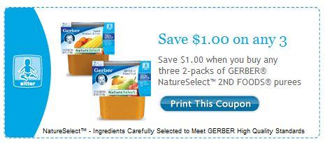 gerber food coupons printable