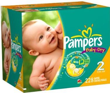 Amazon Pampers Coupon Deals