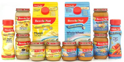 Beech-Nut Baby and Toddler Food Printable Coupons