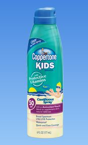 Copperton Kids Spray Printable Coupon Target Deal