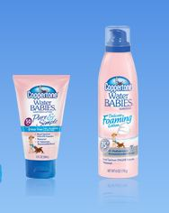 Coppertone Water Babies Printable Coupon