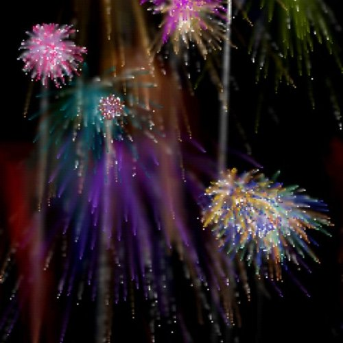 Free Android Fireworks App