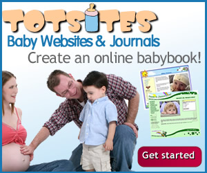 Free Baby Website and Journal