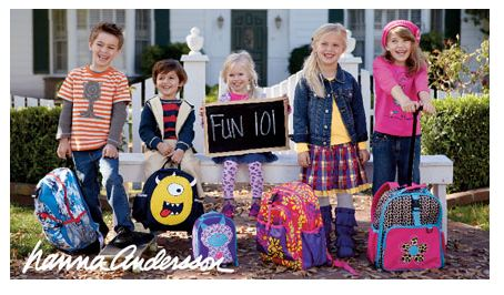 Hanna Anderson Coupon Back to School Sale