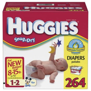 Huggies Deals on Amazon