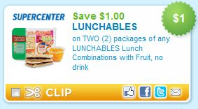 Lunchables Coupon Printable