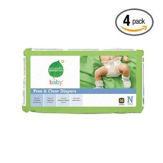 Seventh Generation Diaper Deals