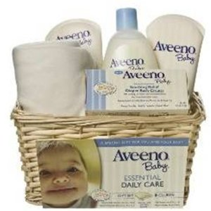 Aveeno Baby Gift Set and Deals