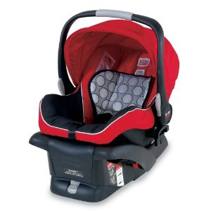 Britax B-Agile B-Safe carrier, stroller free base deal on Amazon