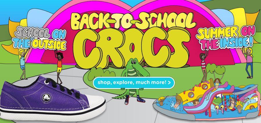 Crocs Sale 2011