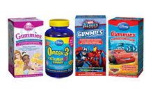 Disney or Marvel Gummies Vitamins and Pedialyte Coupons