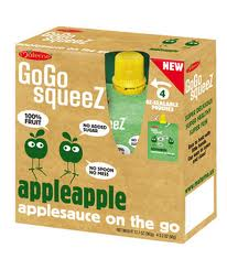 GoGo squeeZ applesauce on the go coupon