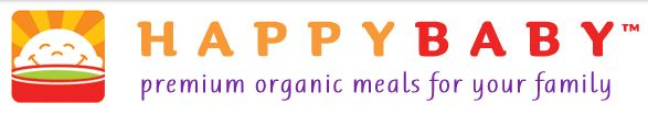 Happy Baby Organic Baby Food Coupon