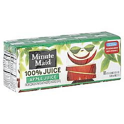 Minute Maid Juice Boxes Printable Coupon
