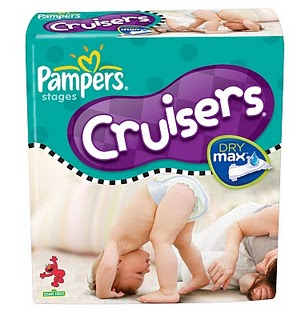 Amazon Pampers Cruisers Coupon Deals