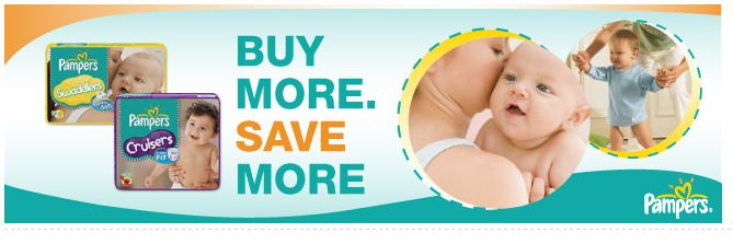 Pampers swaddlers cruisers printable coupon