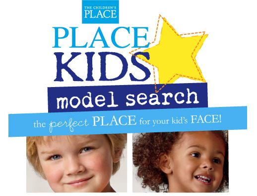 The Children's Place Baby and Kids Model Search