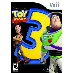 Wii Toy Story 3 Video Game