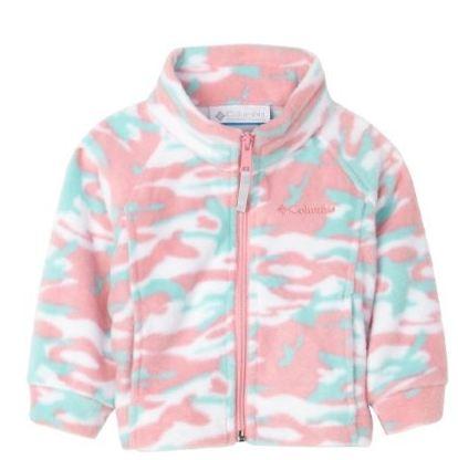 Columbia Sportswear Baby Benton Springs Printed Fleece