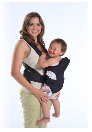 Comfy Baby Front and Back Safety Baby Carrier