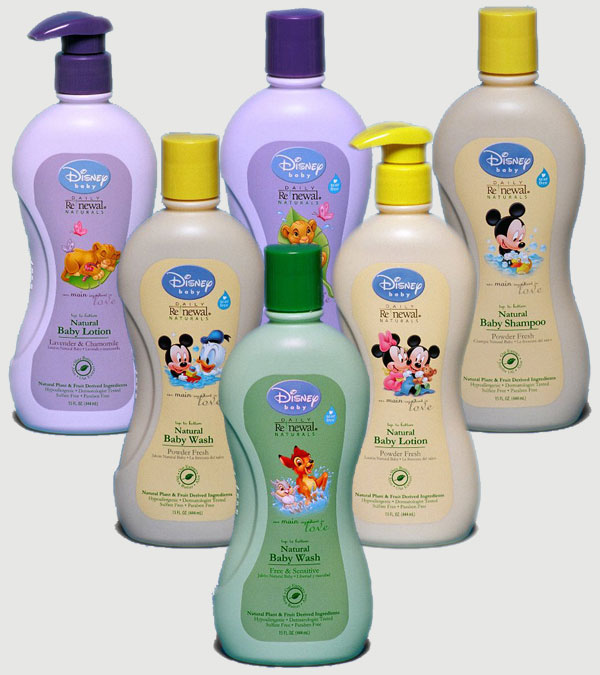 Disney Daily Renewal  Natural Baby Products Printable Coupon