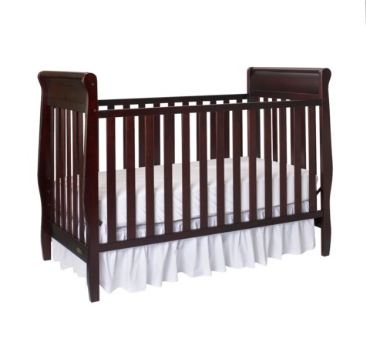 Target Daily Deals:  Graco Sarah Crib in Classic Cherry
