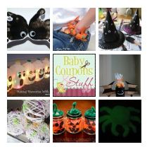 Halloween Crafts for Preschoolers and Toddlers