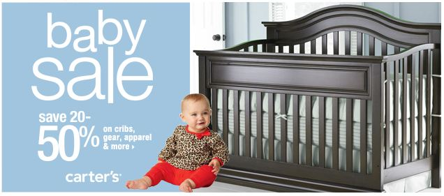JCPenney Baby Sale and Email Offers