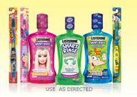 Listerine for Kids Printable Coupon